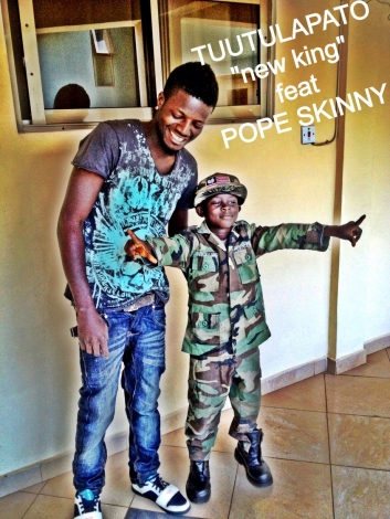 Tutulapato - New King (feat. Pope Skinny) (Prod by Danny Beatz)